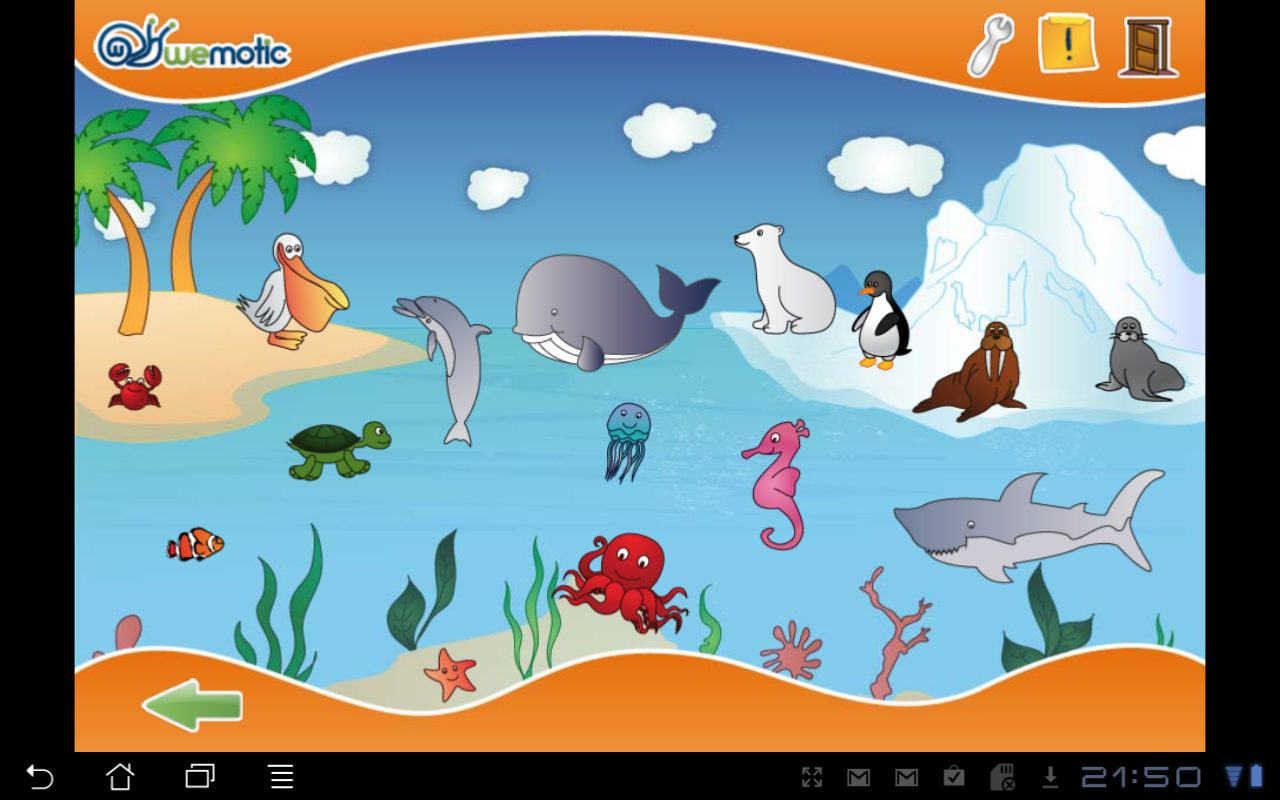 Ocean Animals For Kids