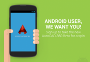 beta test autocad android