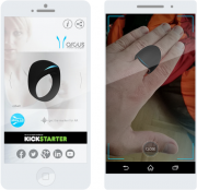 arcus augmented reality ring app