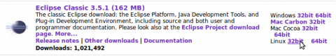 Eclipse 3.5.1